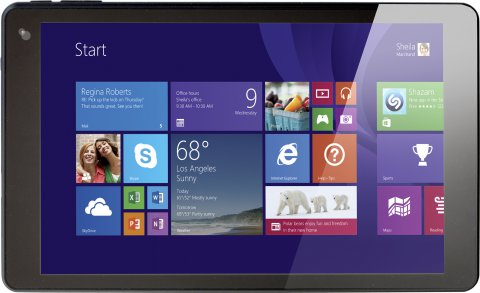Βitmore WTab801: Το πρώτο Bitmore Windows tablet από την Info Quest Technologies